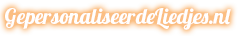 logo gepersonaliseerdeliedjes.nl